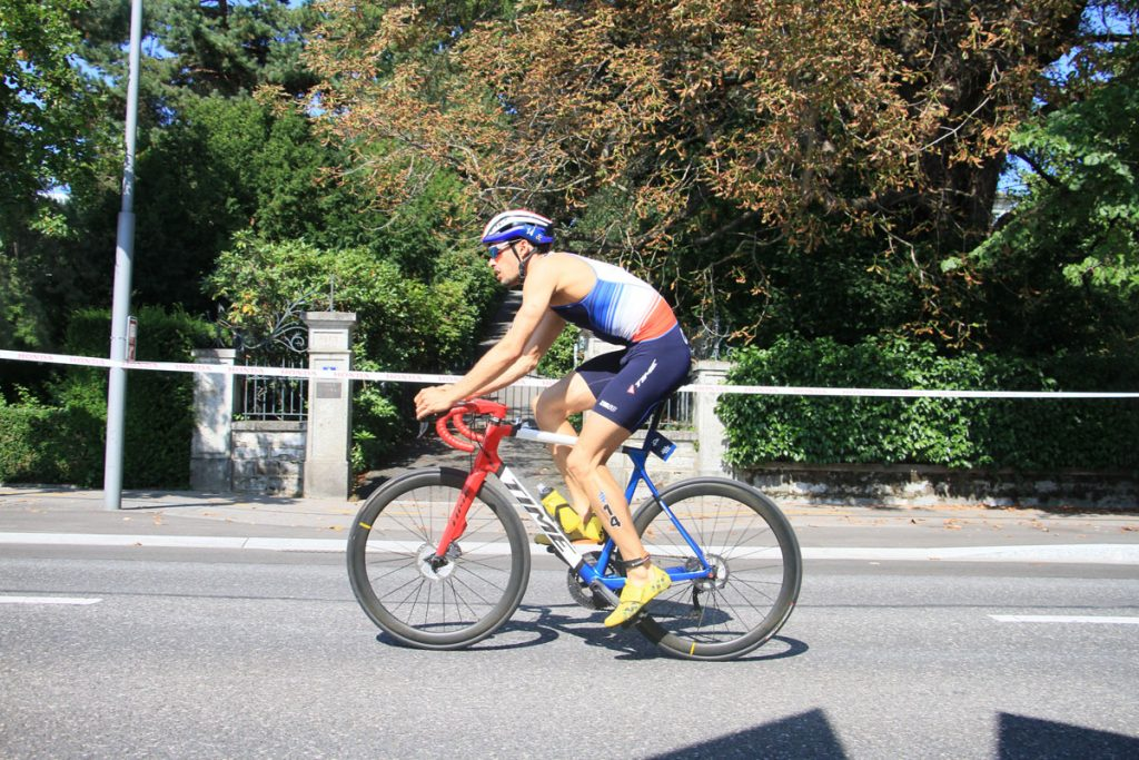 Photographie sportive triathlon vélo Coninx World Triathlon Series WTS Final Lausanne Suisse
