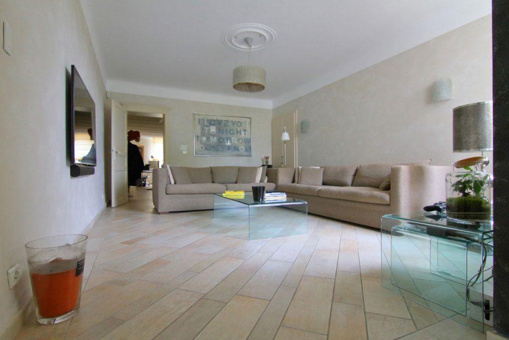 Photographie immobilière salon maison Kuntzig