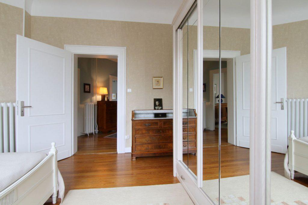 Photographie immobilière chambre appartement Thionville